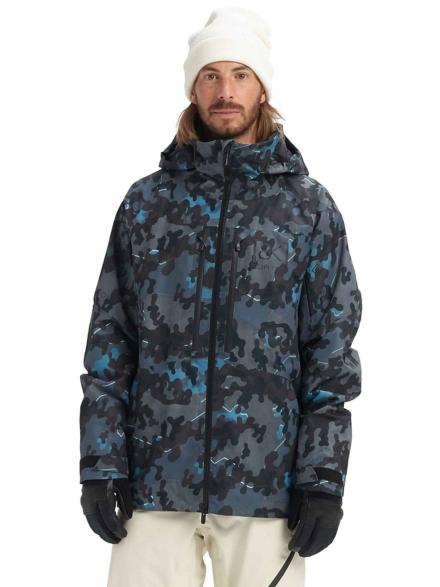 Burton ak Gore-Tex Swash Ski jas camouflage