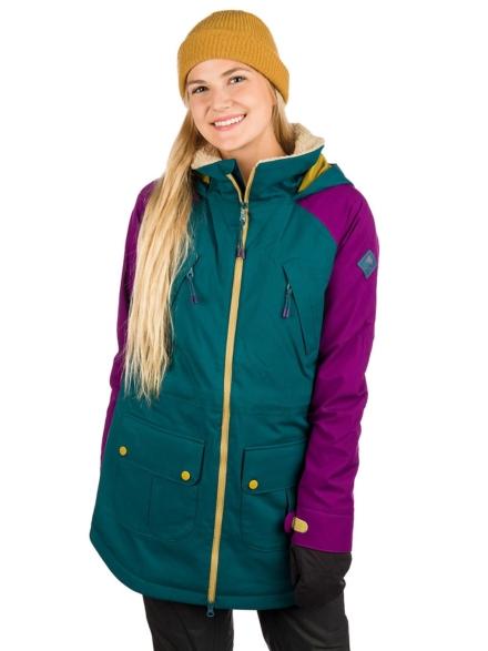 Burton Prowess Ski jas blauw