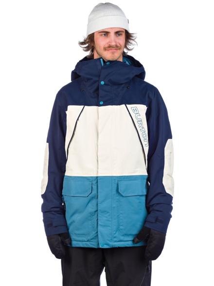 Burton Breach Ski jas blauw