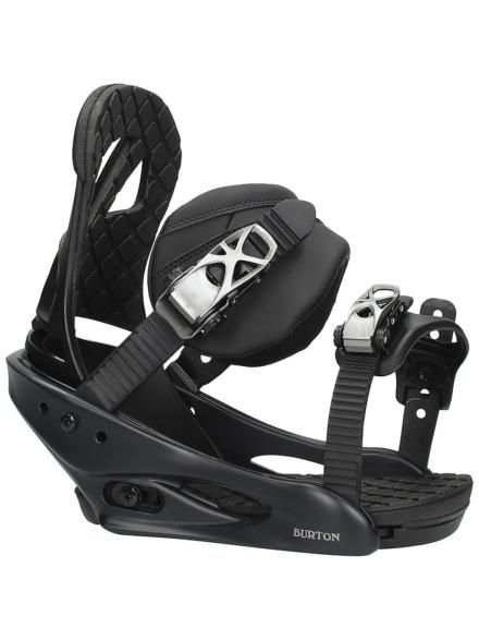 Burton Stiletto 2020 zwart