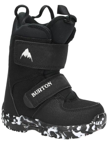 Burton Mini Grom 2021 zwart