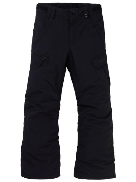 Burton Exile Cargo broek zwart