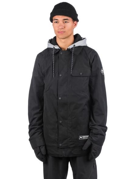 Burton Dunmore Ski jas zwart
