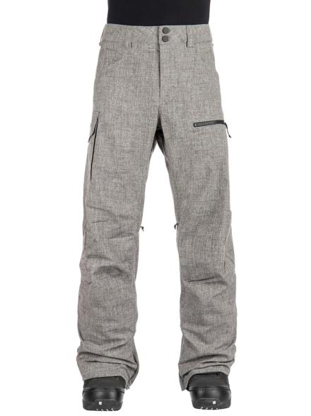 Burton Covert broek grijs