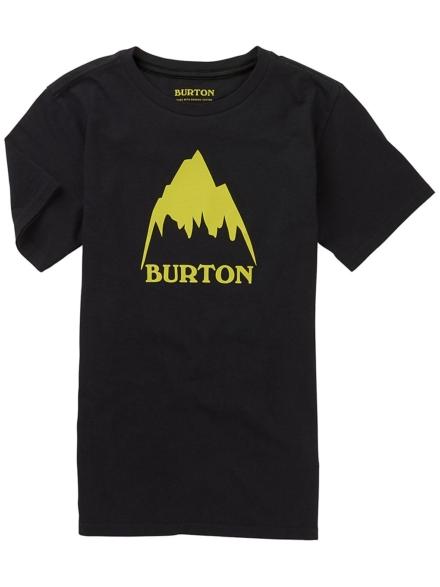 Burton Classic Mtn High T-Shirt zwart