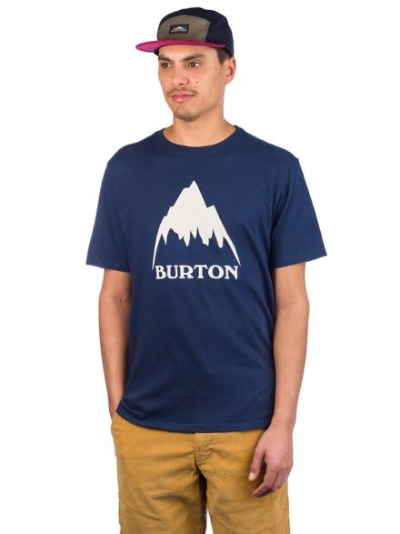 Burton Classic MTN High T-Shirt blauw