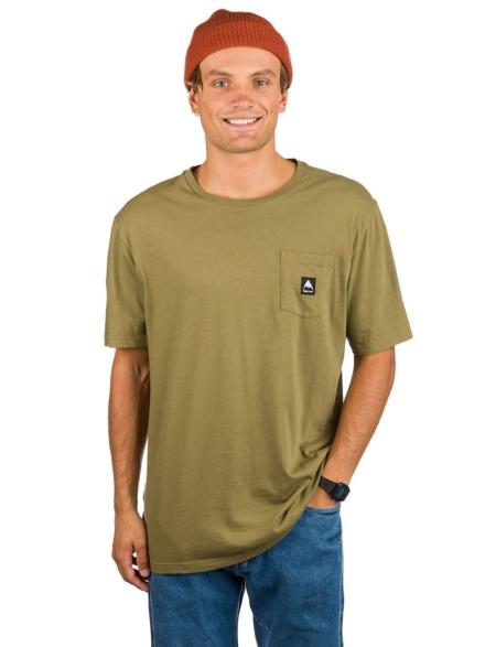 Burton Colfax T-Shirt groen