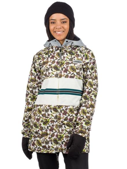 Burton Loyle Coaches Ski jas wit