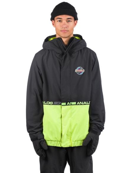 Analog Blast Ski jas zwart