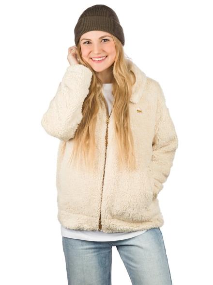 Burton Lynx Reversible Fleece Ski jas geel