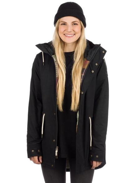 Burton Insulator Sadie Ski jas zwart