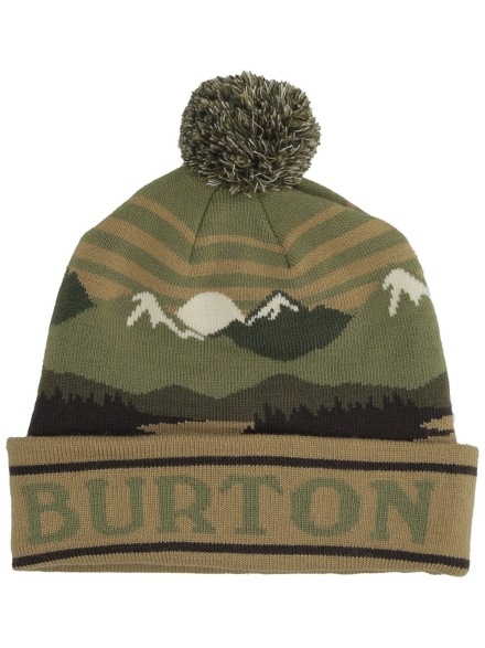 Burton Echo Lake Beanie bruin