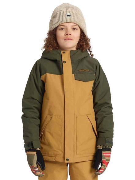 Burton Dugout Ski jas bruin