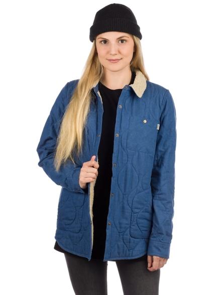 Burton Grace Insulator Ski jas blauw
