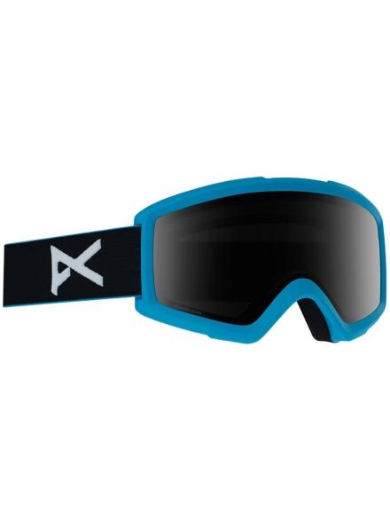 Anon Helix 2.0 Sonar Blue (+Bonus Lens) blauw