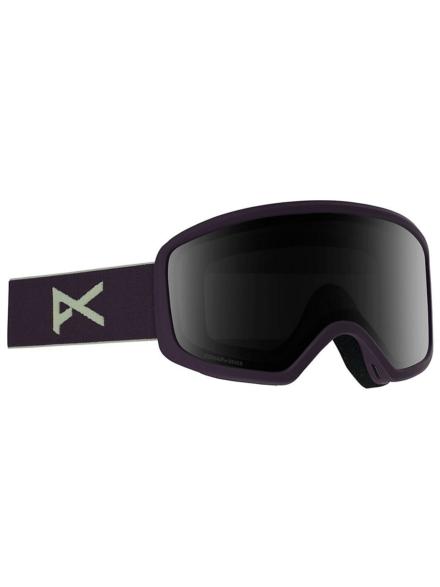 Anon Deringer MFI Purple (+Bonus Lens) paars