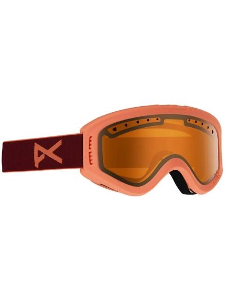 Anon Tracker Coral oranje