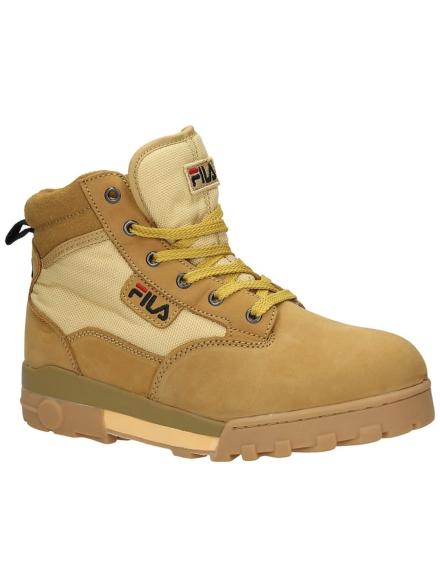Fila Grunge II Mid schoenen bruin
