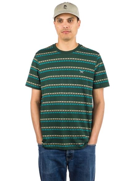 Iriedaily Monte Noe Jaque T-Shirt groen