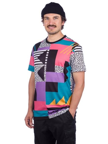 Iriedaily Theodore T-Shirt patroon