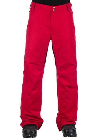 Aperture Boomer broek rood