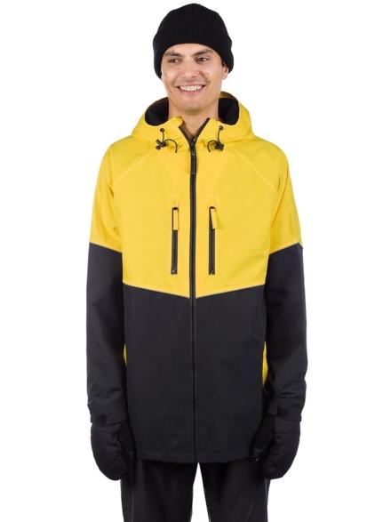 Empyre Far East Ski jas geel