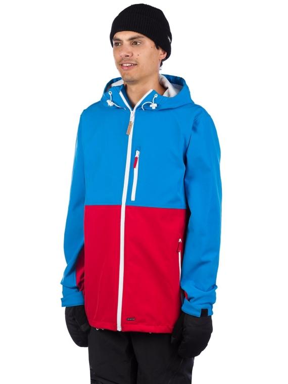 Empyre Pine Ski jas blauw