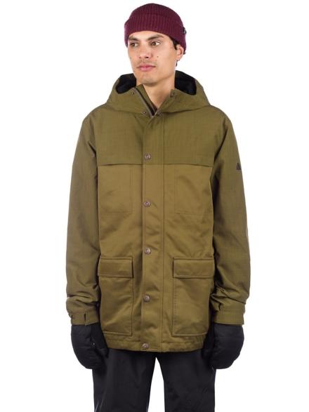 Aperture Pigtail Ski jas groen