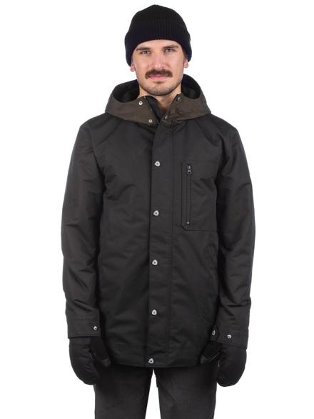 Aperture Stratus Ski jas zwart
