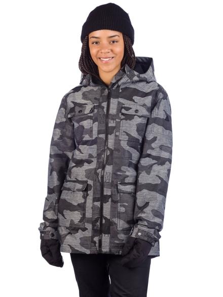 Aperture Aster Ski jas camouflage