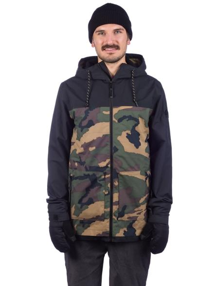Empyre Larch Ski jas camouflage