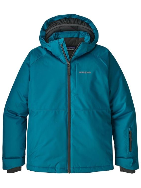Patagonia Snowshot Ski jas blauw