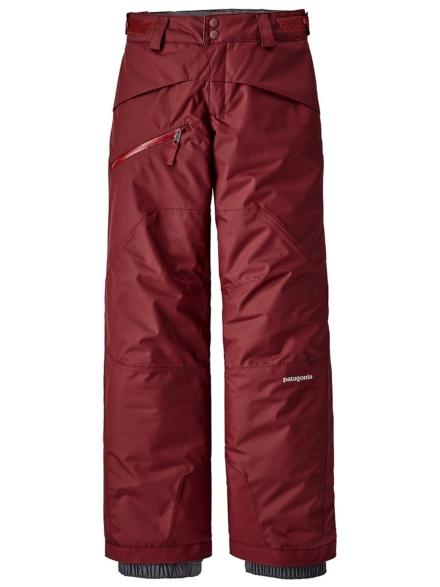 Patagonia Snowshot broek rood
