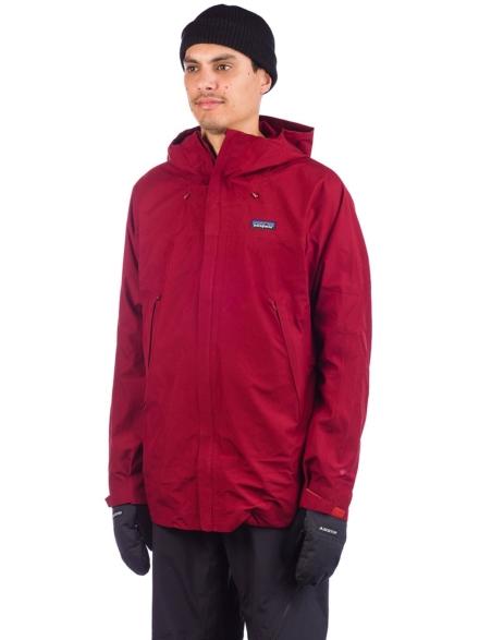 Patagonia Departer Ski jas rood