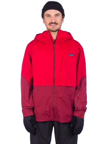 Patagonia Untracked Ski jas rood