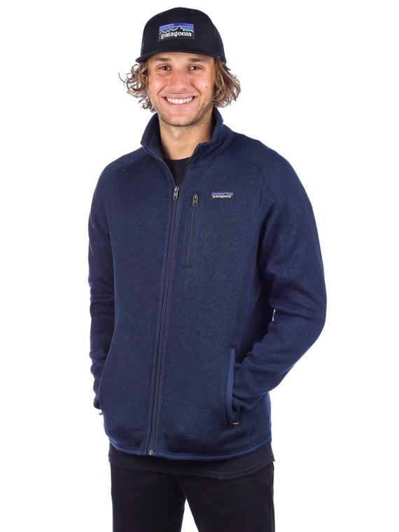 Patagonia Better Ski jas blauw