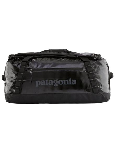Patagonia zwart Hole Duffle 55L Travel tas zwart