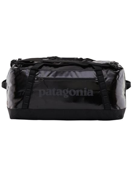 Patagonia zwart Hole Duffle 70L Travel tas zwart