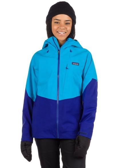 Patagonia Untracked Ski jas blauw