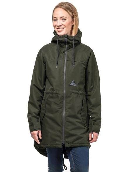 Horsefeathers Palma Ski jas groen