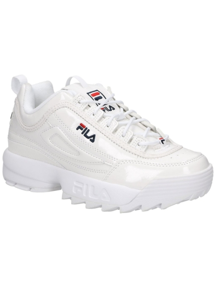 Fila Disruptor M Sneakers wit