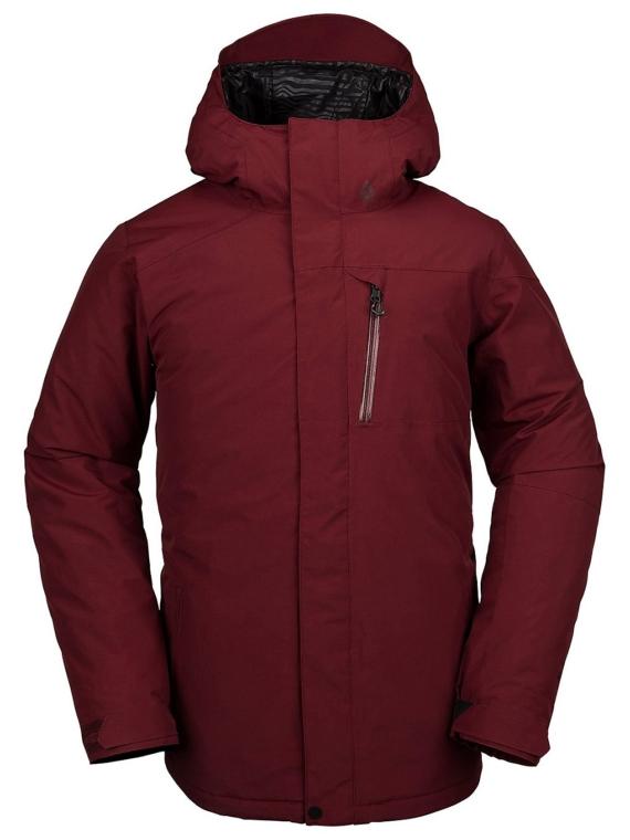 Volcom L Gore-Tex Insulated Ski jas rood