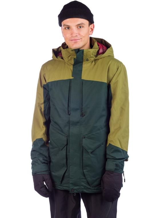 Volcom Anders 2L TDS Ski jas groen