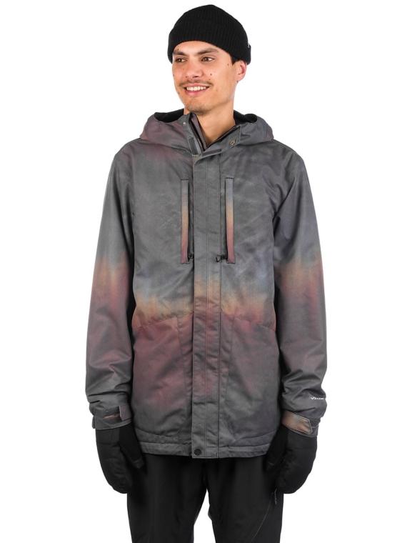 Volcom Slyly Insulator Ski jas zwart
