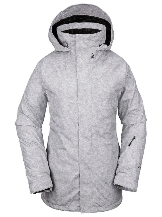 Volcom Leda Gore-Tex Ski jas grijs