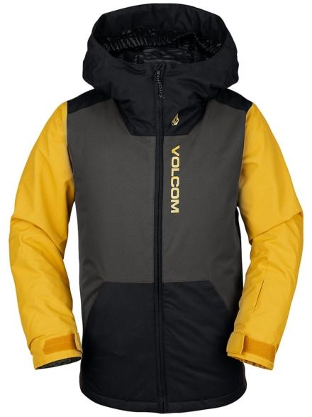 Volcom Vernon Insulated Ski jas zwart