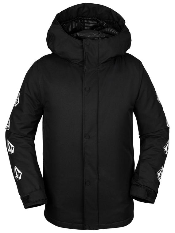 Volcom Ripley Insulated Ski jas zwart