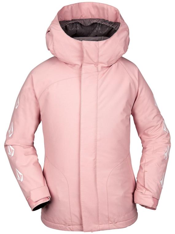 Volcom Westerlies Insulated Ski jas roze
