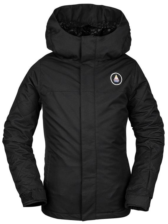 Volcom Sass 'N' Fras Insulator Ski jas zwart