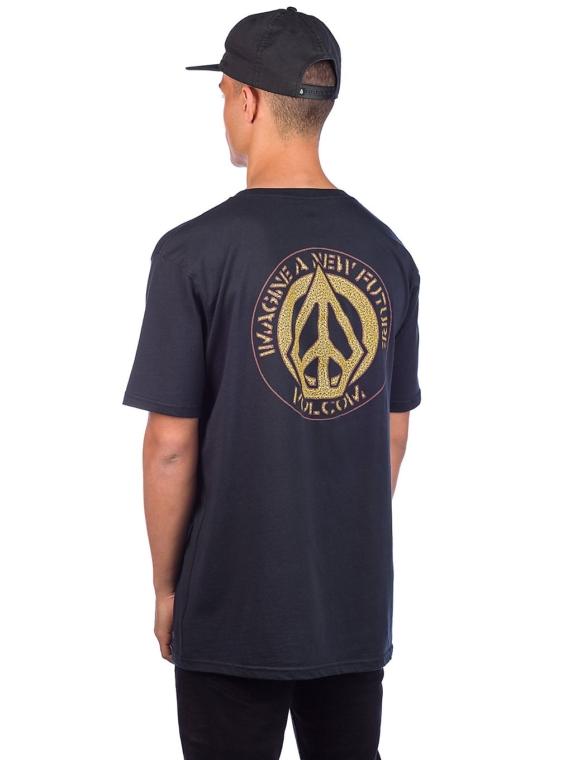 Volcom Conceiver Basic T-Shirt zwart